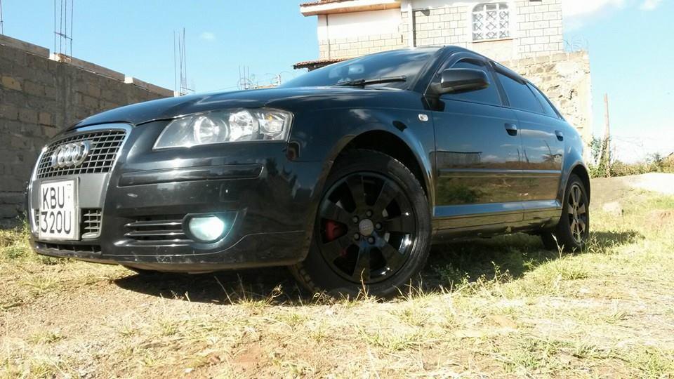 [SOLD] Audi A3 | KBU | Year 2006 | 2000cc | Automatic | 750,000/-