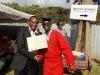 Graduation ceremony of mentees