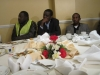 Boda Boda breakfast meeting held at the Stanley to launch a Nairobi wide civic education campaign